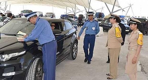 الجمارك تسمح للزوجين و الأبناء سياقة سيارة العائلة في المغرب
