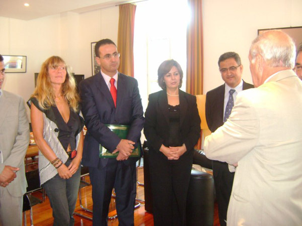 تعزيز علاقات الشراكة بين جهة تازة الحسيمة تاونات وجهة كورسيكا الفرنسية
