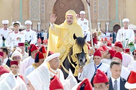ذكرى عيد العرش .. تجديد التأكيد على قوة الالتحام المكين بين العرش والشعب