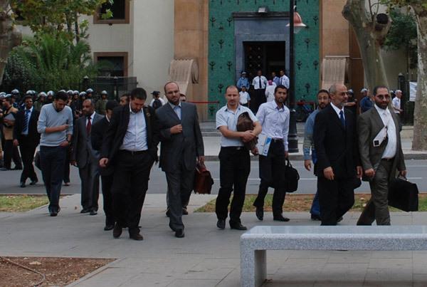 فاس : تأجيل الجلسة الأولى لقياديي العدل والإحسان