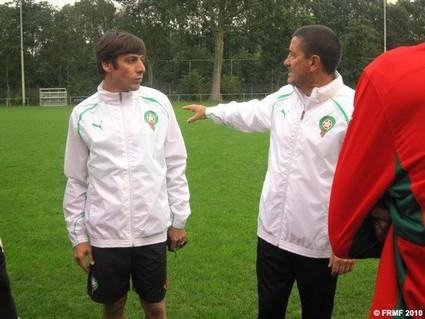 المنتخب المغربي يُعسكر بأمستردام استعدادا لتانزانيا