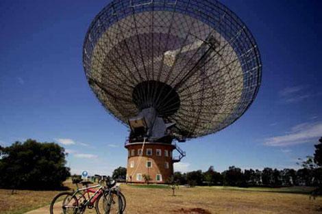 """مرصد فلكي يلتقط إشارات """"غامضة"""" قد تكون مؤشرات عن حياة فضائية"""