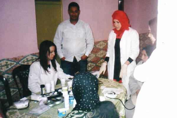 بمبادرة من الرابطة الوطنية للشرفاء الأدارسة  320 مواطنا  يستفيدون من الفحوصات الطبية،