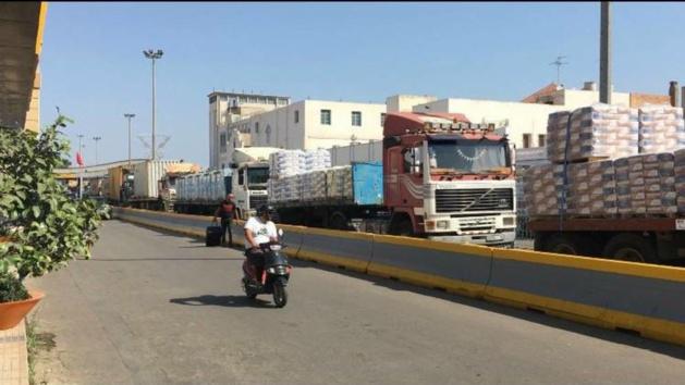 وثيقة/المغرب يغلق رسمياً باب مليلية في وجه التصدير والإستيراد والتُجّار الإسبان يطالبون مدريد بالتدخل