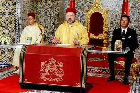 خطاب ثورة الملك والشعب