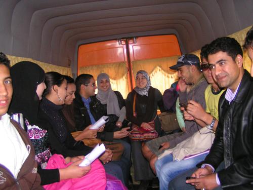 جمعية النهضة السياحية بالحسيمة تنظم تظاهرات
