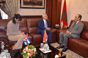 فيديو /سفير هافانا بالرباط يعلن عن صفحة جديدة للعلاقات المغربية الكُوبية