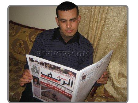 اعتقال عبد المنعم الموساوي عضو جمعية تماسينت لمتابعة آثار الزلزال ورئيس التحرير لجريدة أخبار الريف