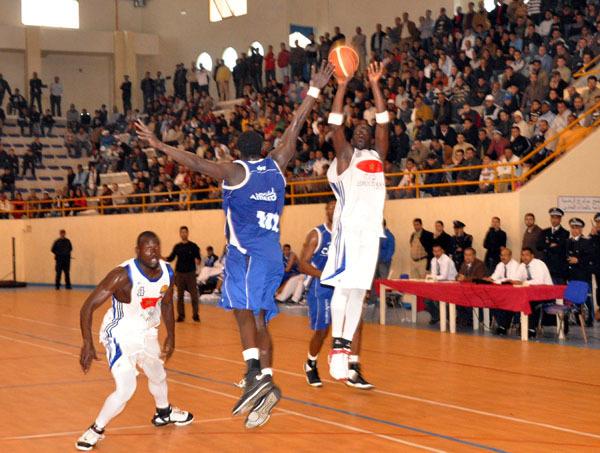 رئيسا جديدا للجامعة الملكية المغربية لكرة السلة