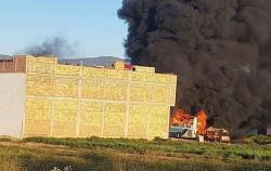 الحسيمة.. تأجيل النظر في ملف يتابع فيه متهمين بإضرام النار في بناية الشرطة