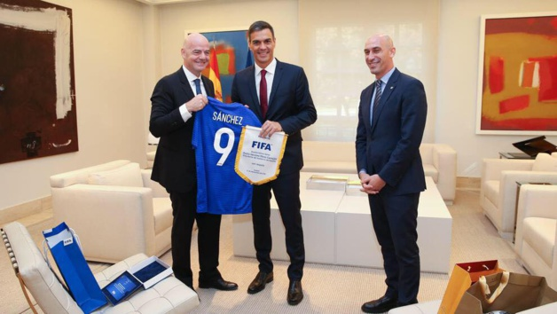إسبانيا تبلغ الفيفا رغبتها في تقديم ملف مشترك مع المغرب لتنظيم مونديال 2030 !