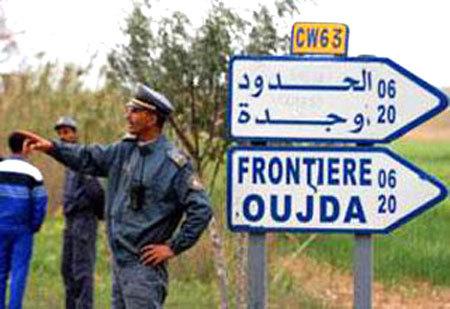 اعتقال شابان ينحدران من مدينتي تاونات و فاس ببلعباس بالجزائر