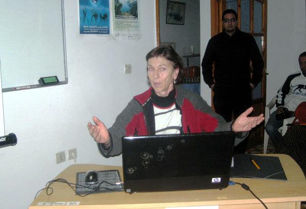 جمعية أزير تنظم يوما دراسيا لتقديم نتائج بحث علمي  حول الخصائص البيولوجية والايكولوجية للمنطقة البحرية الممتدة ما بين راس كيلاطيس وراس سيدي احساين