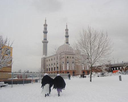 افتتاح  أكبر مَعلمة دينية  بروتردام ؛ مسجد الإسلام