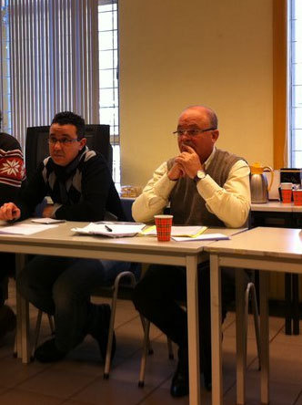 جمعية سيفاكس :  لقاء حول تدريس الامازيغية بهولندا واتفاقية التعاون والشراكة بين الوزارة المكلفة بالجالية والمعهد الملكي .