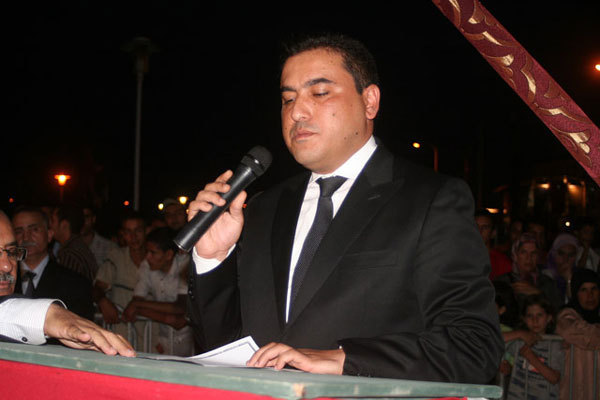 سعيد الرحموني يقدم تهنئة العام الجديد لجلالة الملك والشعب المغربي