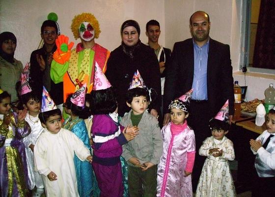 جمعية التضامن الأسري بالحسيمة تنظم حفلا لفائدة براعمها