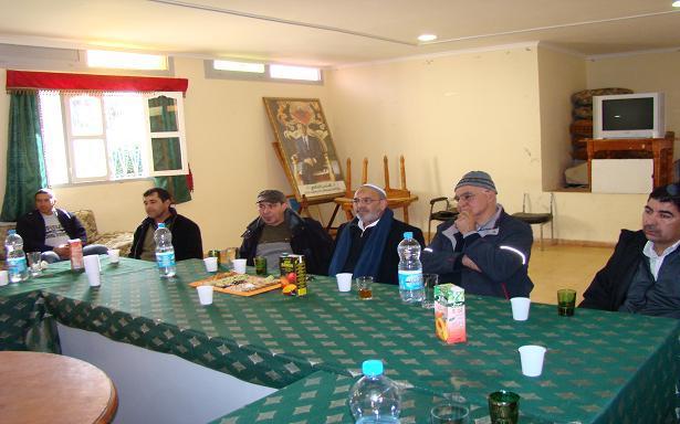 دار الكبداني : مجلس الجماعة ينزعج من تغطية ناظور 24