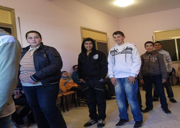 جمعية آيث حذيفة للثقافة و التنمية تخلد أسكاس أماينو 2961