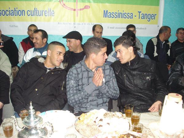 جمعية ماسينيسا بطنجة تحتفل بالسنة الجديدة 2961