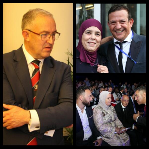 غريب : هولندا تطالب باسترجاع دعمها من مهرجان الناظور ومغاربة يقطنون بها يثبتون وطنيتهم بهذه الطريقة