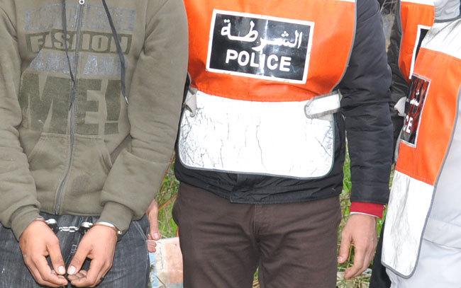 سقوط عصابة بعد اختطاف سيدة واحتجازها واغتصابها بالعنف جماعيا في وجدة،