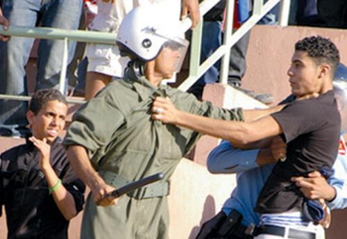 اكتمال فصول القانون الجنائي لمكافحة العنف في التظاهرات الرياضية
