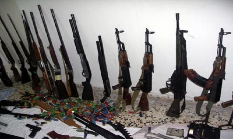 مافيا الأسلحة تستهدف المغرب والشرطة الدولية تدخل على الخط