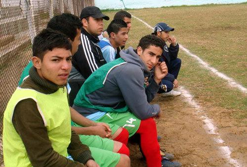 فتيان و شبان الهلال الرياضي الناظوري لكرة القدم  يتألقون وطنيا امام مدرسة الجيش الملكي