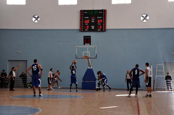 اثري الريف الناظور لكرة السلة ينهزم بطنجة