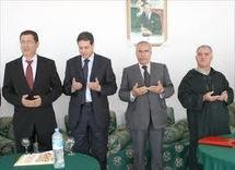 لقاء بالحسيمة لدراسة القضايا التي تستأثر باهتمام أفراد أسرة المقاومة وأعضاء جيش التحرير