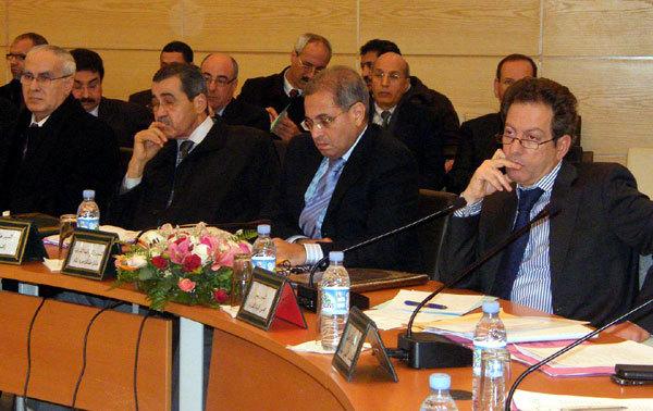 مجلس الجهة الشرقية يصادق على الحساب الاداري ويدعو الحكومة للتدخل الفوري  للحد من اثار الجفاف.