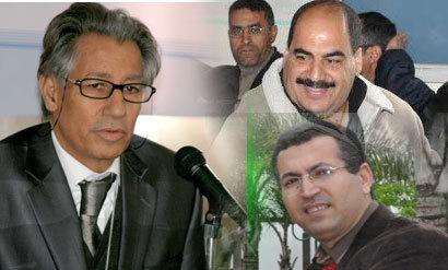 ثيفاوين و أمزروي في ندوة  الحركة الأمازيغية بالمغرب : الخطاب السياسي و الأفاق المستقبلية