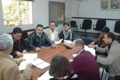 بيان جمعية المدونين المغاربة حول احتجاجات 20 فبراير