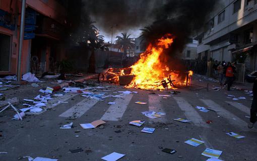 جمعيات دينينة بالحسيمة تدين أحداث 20 فبراير