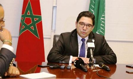 ناصر بوريطة لصحيفة (لوموند) : وحدة المغرب الترابية غير قابلة للتفاوض