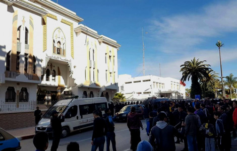 الحسيمة : إدانة ناشط حراكي بخمس سنوات سجنا بتهمة ترويج المخدرات الصلبة