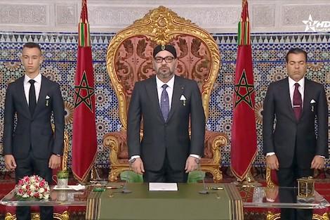 """دعوة جلالة الملك إلى حوار صريح مع الجزائر سلوك """"في غاية النبل"""""""