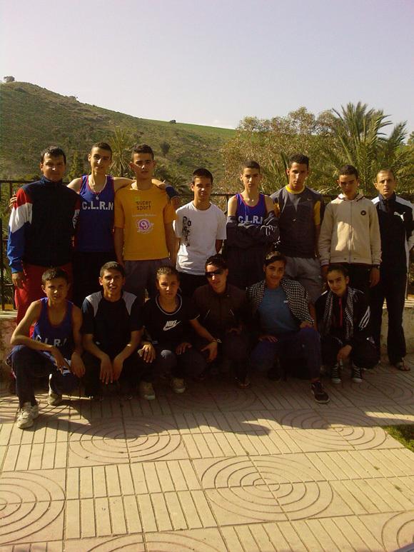 نادي اسود الريف لالعاب القوى يسطع في سماء فاس