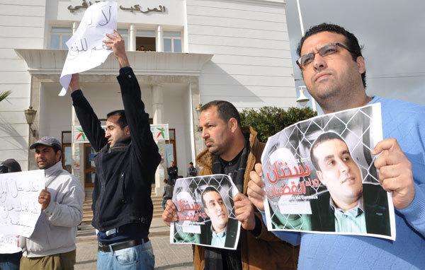 بلجيكا، مساندة لا مشروطة لحركة 20 فبراير و لنضالات الشعب المغربي