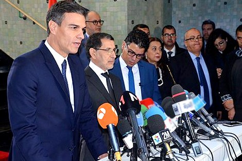 مدريد تجدد دعمها لجهود الأمم المتحدة الرامية إلى إيجاد حل سياسي ودائم لقضية الصحراء