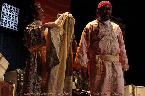 """في اليوم العالمي للمسرح """" شكسبير"""" يعود إلى الحياة"""