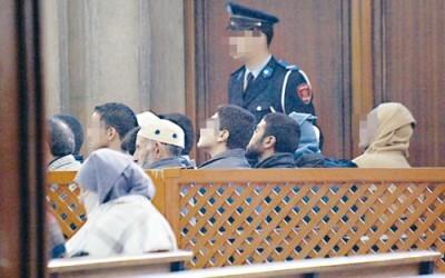 إحالة خمسة أشخاص على العدالة في أحداث الشغب والتخريب التي شهدتها تاوريرت