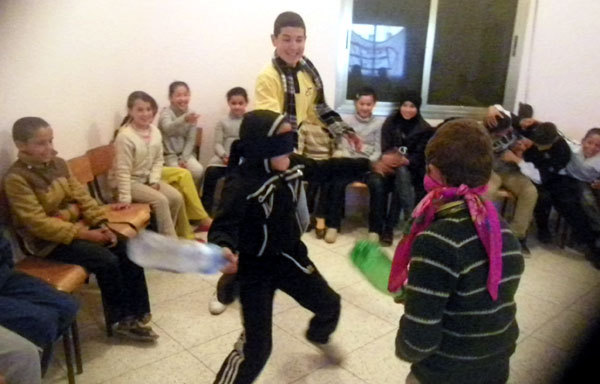 فعاليات اليوم الثاني و الثالث من الملتقى الثالث للطفل بآيث حذيفة (دورة المقاوم عبد الله توهامي)