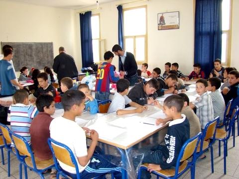 جمعية النسيم تفتتح مهرجان الطفل ببني بوعياش في نسخته الثانية