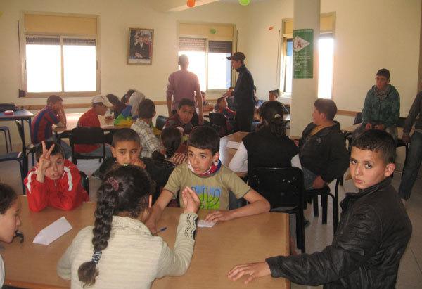 فعاليات اليوم الرابع و الخامس من الملتقى الثالث للطفل بآيث حذيفة (دورة المقاوم عبد الله توهامي)