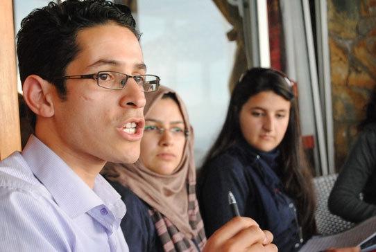 ندوة صحفية بمناسبة افتتاح فعاليات مهرجان الحسيمة الدولي لمسرح الطفل في نسخته الثانية