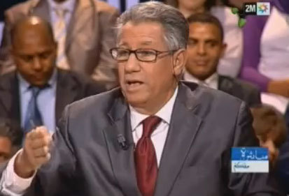 محمد الشامي يدافع عن ترسيم الأمازيغية على القناة الثانية