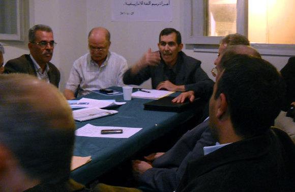 حزب التقدم والاشتراكية يحاور الجمعيات و الفعاليات الامازيغية  حول دسترة  الامازيغية