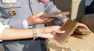 كانت في طريقها للناظور : الدرك الملكي بوكسان يحجز كمية مهمة من المخدرات